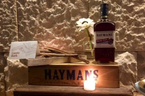Haymans Gin Supper Club x The Garden Restaurant