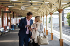 All aboard platform NSW