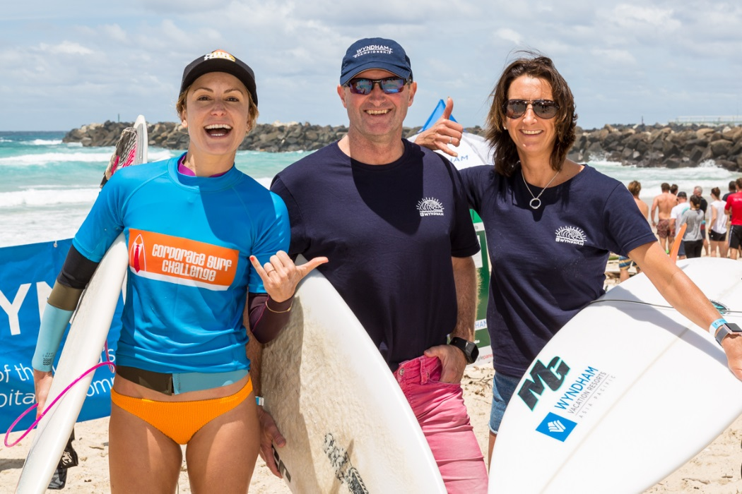 Corporate Surf Challenge