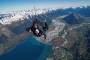Jump with Skydive Southern Alps