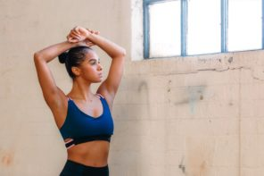 Misty Copeland unveils new Under Armour Collection