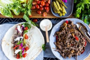 Australian Beef recipes for any party this summer
