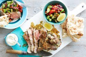 On Australia Day we cook Lamb