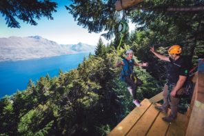 Drop into Ziptrek Ecotours new Queenstown tour