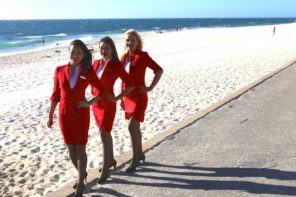Australia are you AirAsia's next cabin crew?