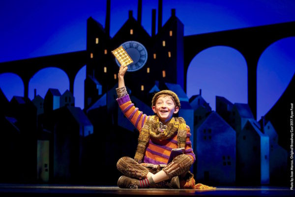 Charlie and the Chocolate Factory. Photo by: Joan Marcus
