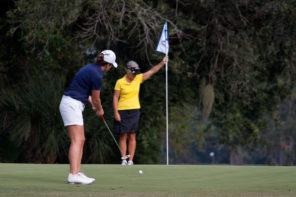 Women's First International Pro-Am Golf Tournament in New Caledonia