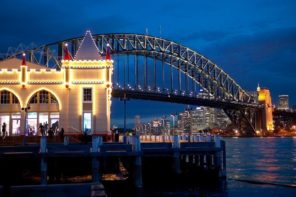 Spirit of Fun lights up Luna Park for Vivid Sydney