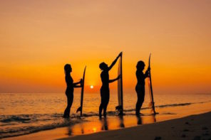 First luxury sustainable surf program
