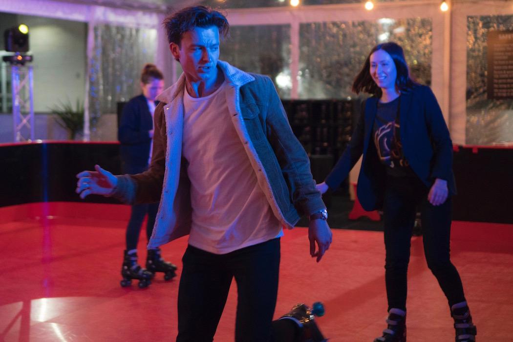 Broadway Sydney Roller Skating Rink