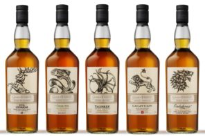 Winter is coming, G.O.T. Single Malt Whisky has arrived