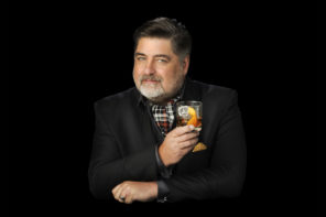 Johnnie Walker whisky dinner with Matt Preston