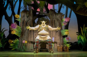 Shrek the musical debuts in Australia 2020
