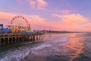 Bringing Santa Monica to Pier One Sydney