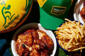 Free chicken from Chargrill Charlie's