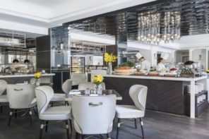 Finest luxury buffet at The Langham Sydney: Kitchens on Kent