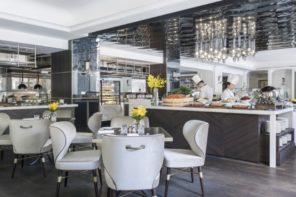 Finest luxury buffet at The Langham Sydney: Kitchens on Kent