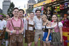 Oktoberfest in The Gardens 2019