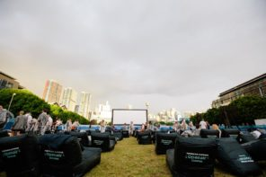 American Express Openair Cinemas returns to Pyrmont
