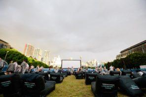 American Express Openair Cinemas returns to Pyrmont