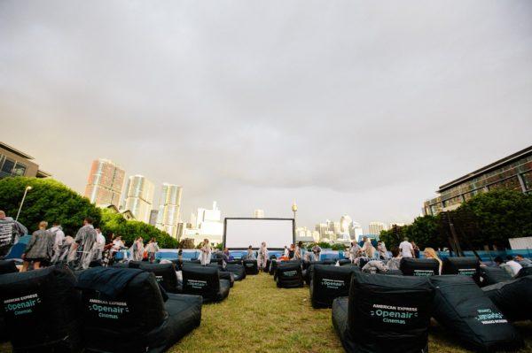 Open Air Cinema Sydney Pyrmont