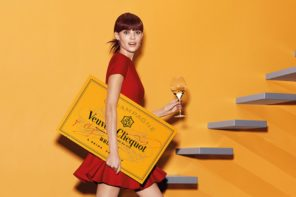 Perfect excuse to pop a bottle of Veuve Clicquot with Merivale