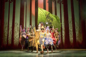 Shrek the Musical comes to Australia