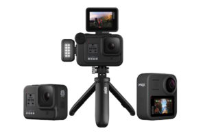 The new GoPro HERO8 Black, MAX and Mods