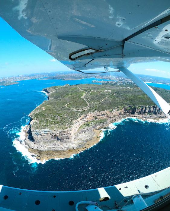 GoPro - Sydney Seaplane
