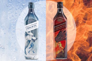 Johnnie Walker 'A Song of Ice or Fire' Whiskies