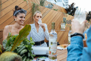 Ketel One Botanical Terrace at Bondi Icebergs