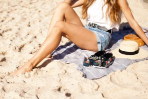 Recyclable fashion with The Bondi Shoe Club