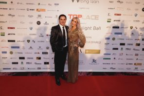 The annual Sunlight Ball – Wiping Tears Foundation