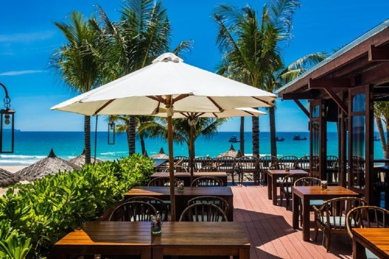 Beach Club opens at The Anam Vietnam