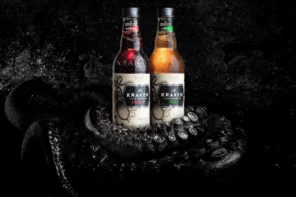 The Kraken Black Spiced Rum premix – Dry or Cola