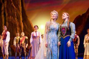 Disney announces Australia's Elsa and Anna