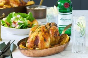 Tanqueray x Marley Spoon to host ultimate dinner party