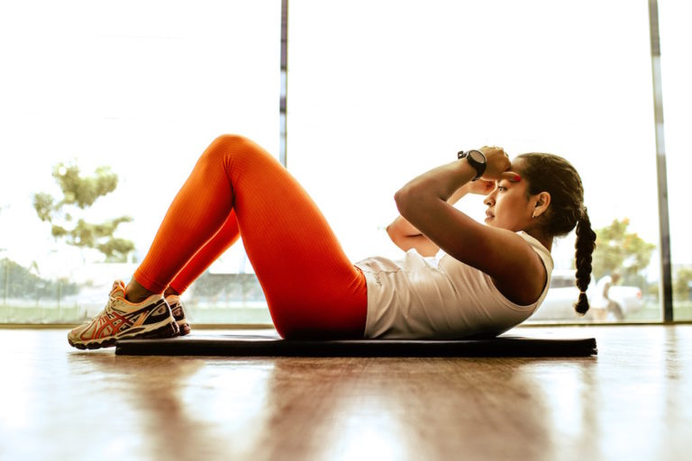 How to keep 'fit' whilst maintaining a healthy routine at home