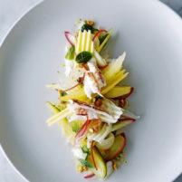 Como Shambhala - Crab Salad