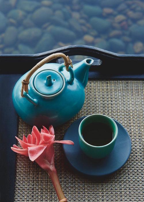 Como Shambhala - Ginger Tea