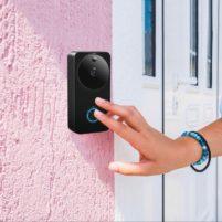 Laser Smart Doorbell