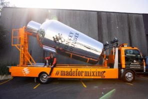 Look out for the Monkey Shoulder Cocktail Mixer Truck