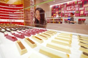 Sydney KitKat Chocolatory Boutique