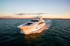 Charter a yacht in Western Australia and beyond