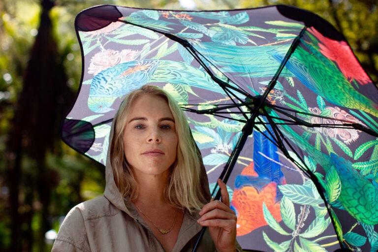 Blunt Umbrella and Flox