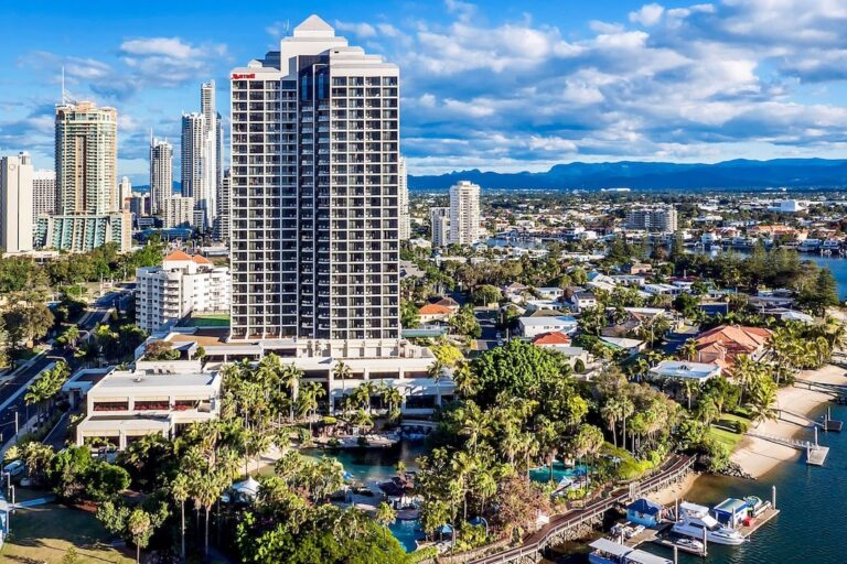 Welcome JW Marriott Gold Coast Resort & Spa
