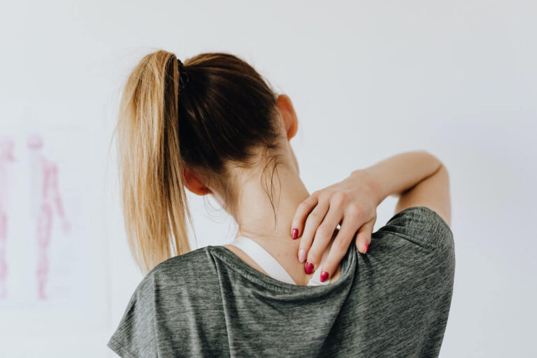 Preventing back pain when returning to work