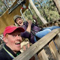 Central Coast - Treetops Adventure Park