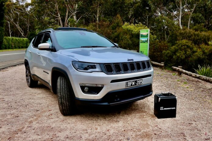 Jeep Blue Mountains