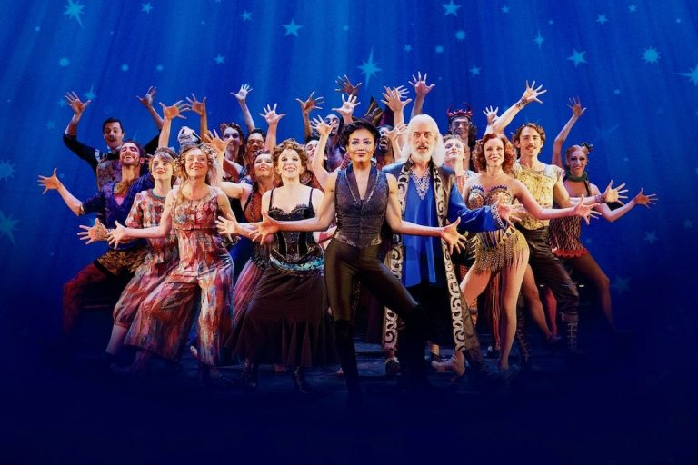 Broadway musical PIPPIN announces full cast. Opening at the Sydney Lyric Theatre at The Star
